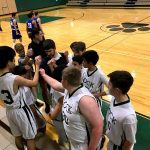 Boys Middle School Basketball falls to Penndale