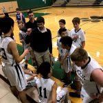 Boys Middle School Basketball falls to Pennridge North
