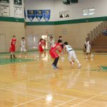 Boys Middle School Basketball falls to Indian Valley