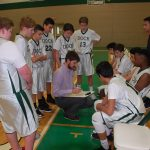 Boys Middle School Basketball falls to Pennbrook Middle School