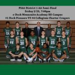 Boys Basketball District Semi-Final