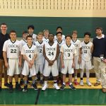 Boys Middle School Basketball Ends Season With a Loss to Pennfield