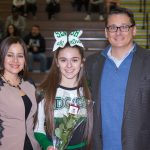 Boys Basketball/Cheer Senior Night 2/12