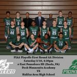 Boys Basketball State Playoff Information