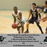 Boys Basketball State Playoffs Second Round