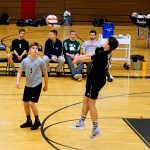 Boys JV Volleyball vs William Tennent 3/28