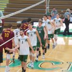 Volleyball Overcomes Slow Start To Win Big
