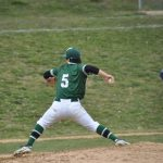 Stellar Pitching Leads V Baseball Over Lower Moreland