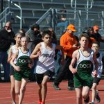 MS Track & Field to Compete at HS Campus