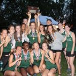 Girls Track & Field Take Back League Title in Exciting Fashion