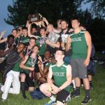 Boys Track & Field Makes History in Winning Overall League Title