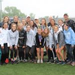 Girls Track and Field Bring Home Another District Title