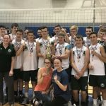 Boys Volleyball Brings Home Regional Championship