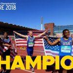 Austin Kratz Brings Home Gold For Team USA