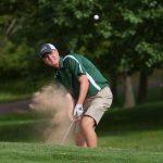 Golf Beats League Rival in Hot Match