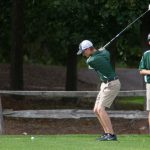 Boys Varsity Golf Wins Nail-Biter by 3 Shots