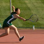 Dock Girls Tennis Beats Bensalem in First Ever Matchup, 5 – 2
