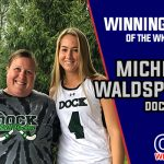 Dock Field Hockey's Coach Waldspurger Recognized by PhilaFH
