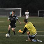 Boys Junior Varsity Soccer Drops Close Game To LM