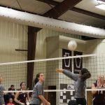 Girls Volleyball vs Faith Christian 9/27