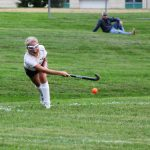 Middle School Field Hockey Keeps The Ball Rolling