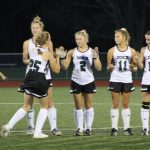 Varsity Field Hockey Ends Regular Season With Victory