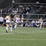Varsity Field Hockey Overcomes Field and Delaware County Christian
