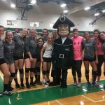 Dock Volleyball Falls to Souderton