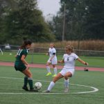 Early Goals Lead Girls Soccer Over Truman