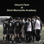 Boys Varsity Soccer vs Church Farm 10/17