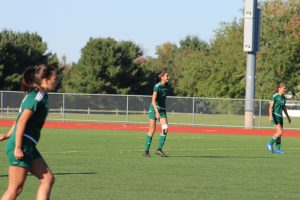 Girls Soccer vs The Christian Academy 10/18