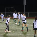 Girls Soccer vs Saint Basil 10/19 Senior Night