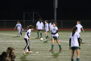 Girls Soccer vs Saint Basil 10/19 Senior Night