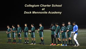 Boys Varsity Soccer vs Collegium Charter 10/24 District Quarter Final