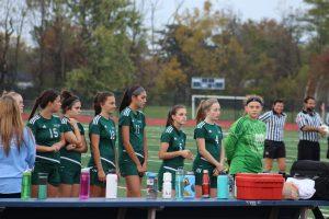Girls Varsity Soccer District Championship 11/1