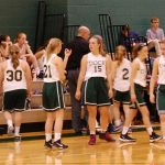 Middle School Girls Basketball Falls to Pennbrook in Season Opener.