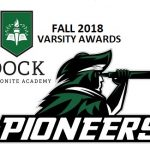 Fall Athletic Award Winners