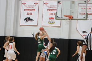 Girls Basketball vs Plumstead 12/18/18