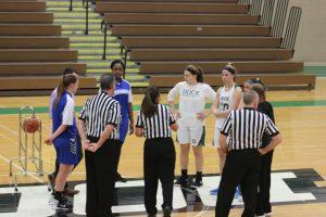 Girls Basketball vs The Christian Academy 12/10/18