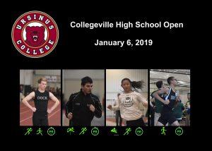 Collegeville High School Open – January 6, 2019