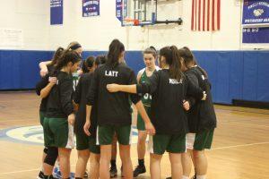 Girls Basketball vs Phil-Mont 1/8/19