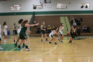 Girls Basketball vs Delco 1/10/19