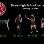 Bears High School Invitational - January 13, 2019