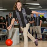 Girls Varsity Bowling Beats Morrisville
