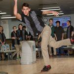 Boys Varsity Bowling falls short for the win – ties Church Farm School
