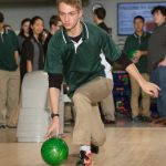 Boys Varsity Bowling stays focused, beats Church Farm