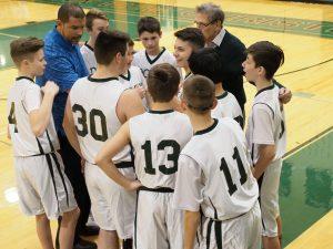 Dock Middle School V Boys Basketball vs. Pennridge South 1.17.19 (RD)
