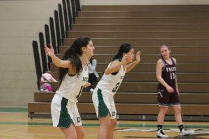 Girls JV Basketball vs Faith 1.22.19