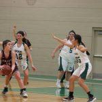 Girls JV Basketball Beats Faith 20-15