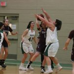 Girls JV Basketball Beats Chester Charter School